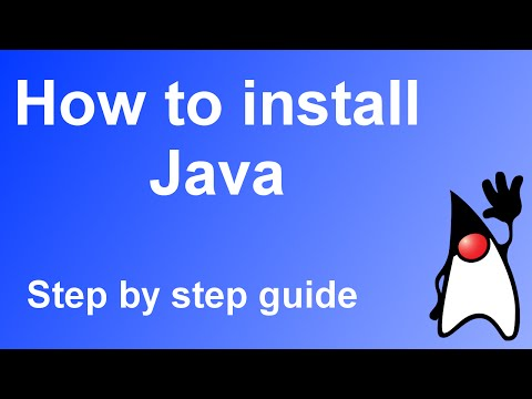 How To Install Java On Windows XP