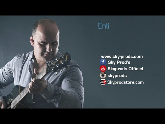 Lyes Ksentini 2016 - Enti (Official Audio)⎜  إنت