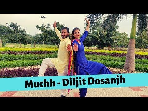MUCHH - Diljit Dosanjh || Choreography || Bhangra 2019