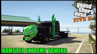 GTA 5 ROLEPLAY - HAMSTER WHEELZ EXTREME GOBLIN TOW RIG - EP. 663 - CIV