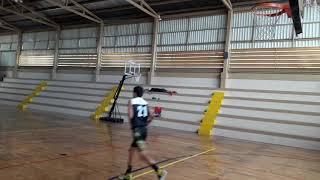 Every day improving(Farid Segura) BASKETBALL