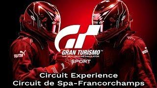 Gran Turismo Sport - Circuit de Spa-Francorchamps - Circuit Experience