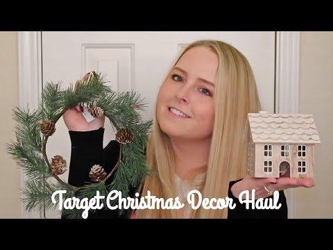 Target Dollar Spot Christmas Haul | Bullseyes Playground Christmas 2019