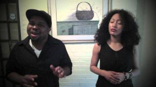 """The Closer I Get To You"" - Luther Vandross & Beyoncé (Jori & TJ Cover)"