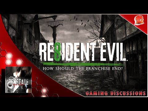 Gaming Discussions: Resident Evil 8 - How Should The Franchise End?