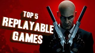 Top 5 - Replayable games