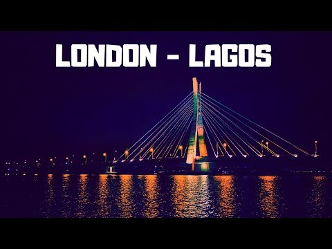 Basically MOVING to Nigeria 🤷🏾♀️ | TRAVEL VLOG #1 London to Lagos