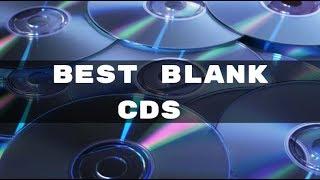 Best Blank CDs for Music - Top Picks