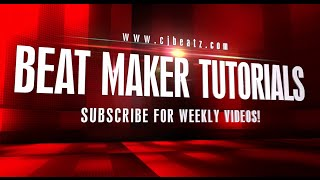 How to make/create Trap Drums in Logic Pro X (Part 1) | Beat Maker Tutorials