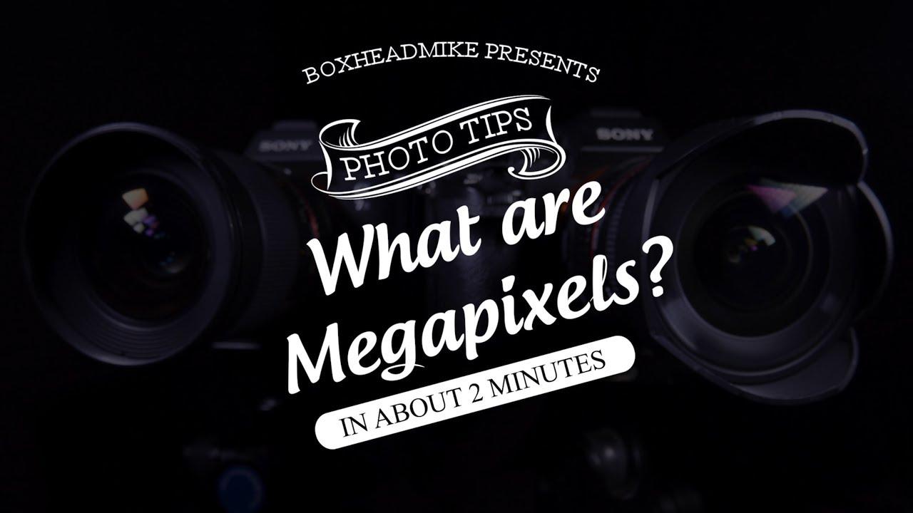 câți megapixeli este viziunea noastră
