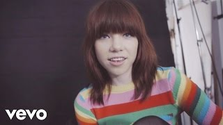 Carly Rae Jepsen - E·MO·TION Album Cover Photo Shoot (BTS)