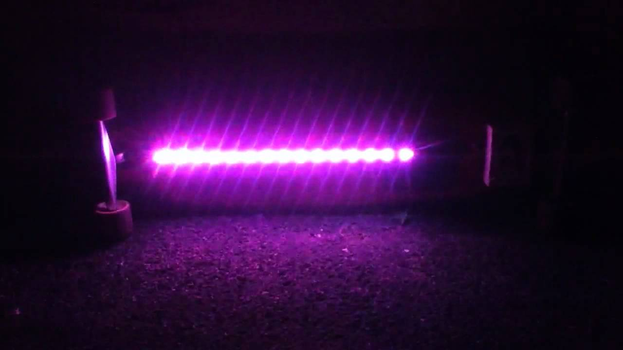 Led Longboard Lights Youtube