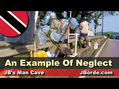 An Example of Neglect in Trinidad and Tobago or Why things are Slow to Progress | by JBManCave.com