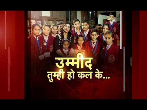 Exclusive: News World India with children selected for National Bravery Awards