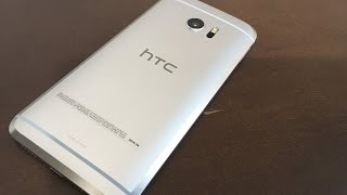 T-Mobile HTC 10 Unboxing & First impressions!