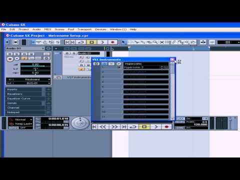 Free cubase sx 4 full download (Windows)