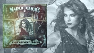 Скачать Taylor Swift I Knew You Were Trouble LYRIC VIDEO By Main De Gloire Kira Lang