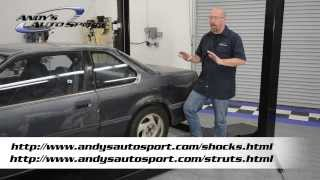FAQ: When to Replace Your Shocks and Struts