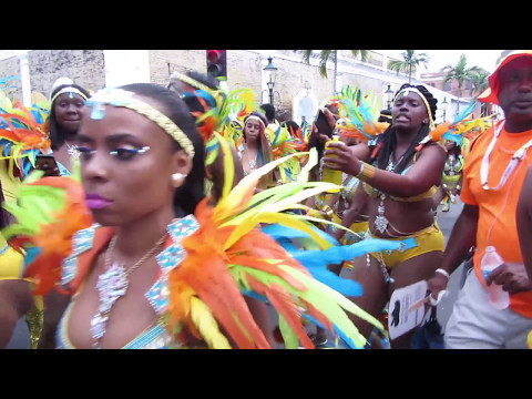 CARNIVAL 2017  St. THOMAS USVI