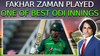 Fakhar Zaman Played One of Best ODI Innings | PAK Bowlers Losing Pace