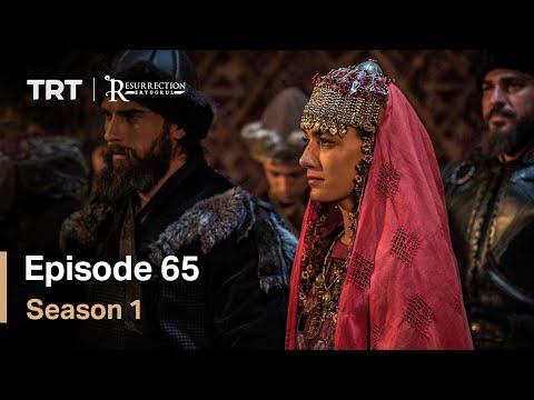 Resurrection Ertugrul Season 1 Episode 65