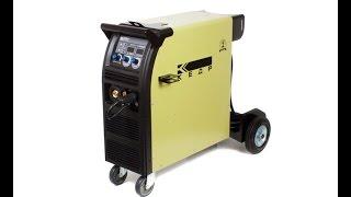 сварочный аппарат Kedr MIG-250GW обзор