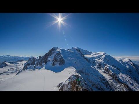 Монблан - высочайшая вершина Европы! (Chamonix - Mont Blanc, France)