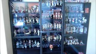 Giants Bobblehead Display Case Part 1 Of 3