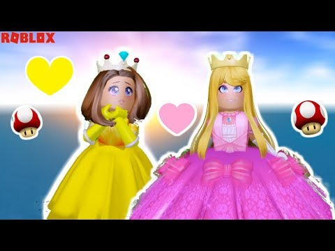princess-peach-&-princess-daisy-transformation-in-royale-high-with-my-daughter!