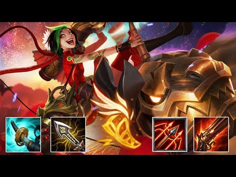 Jinx Montage 30 - Best Jinx Plays   League Of Legends Mid