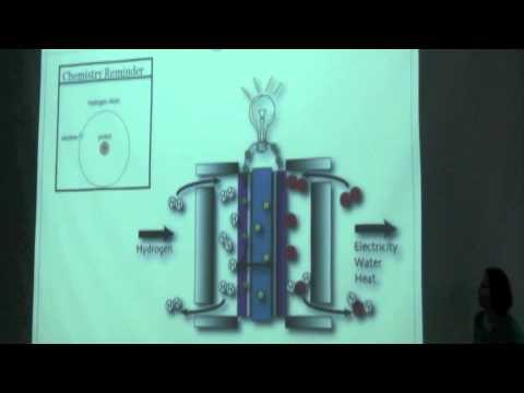 Ammonia for Hydrogen Storage in a Hydrogen Economy- Danielle Hansgen PART 1  CCEI