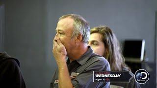 Richard Rawlings Takes Over Wednesday Nights | GARAGE REHAB