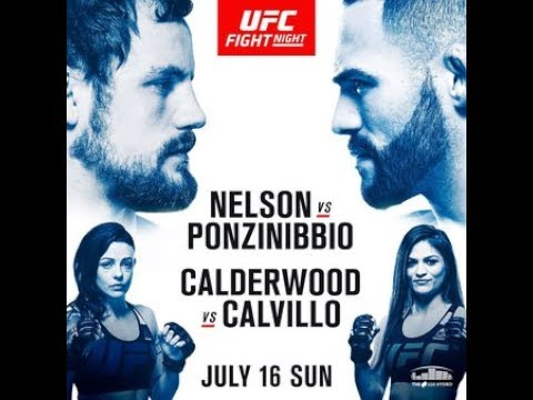 UFC Fight Night 113 Glasgow (Post Card Review)