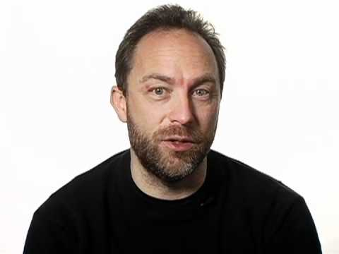 Jimmy Wales on the Semantic Web