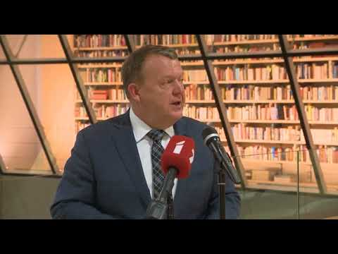Danish Prime Minister visits National Library of Latvia