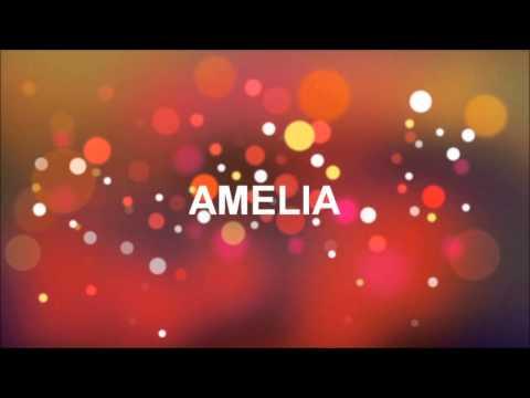 Tanti Auguri Amelia Youtube