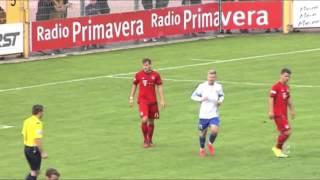 Viktoria Aschaffenburg - FC Bayern München II (Regionalliga Bayern 15/16, 12. Spieltag)
