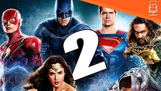 Justice League 2 is Dead