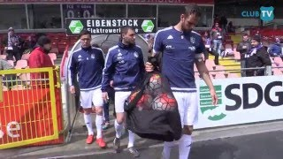 FC Erzgebirge - Chemnitzer FC, 35. Spieltag 2015/2016