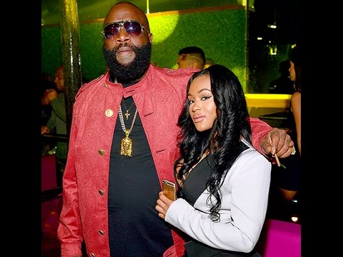 Rick Ross Gets Engaged to Former Stripper and Popular Instagram Model