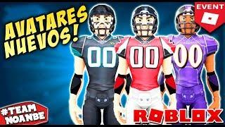 Nuevo Evento Roblox NFL 2019 Bundles, Emotes y Avatares Anthro (Rthro) Gratis