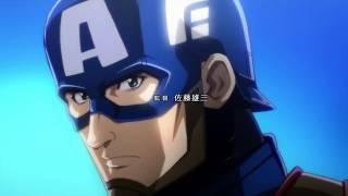 Marvel Future Avengers -  Opening