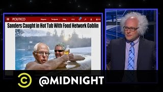 Scandal in the Wind - Nickelback Rules - @midnight with Chris Hardwick