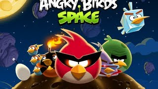 Angry Birds Space Attack & Reverse (8:52 Long)