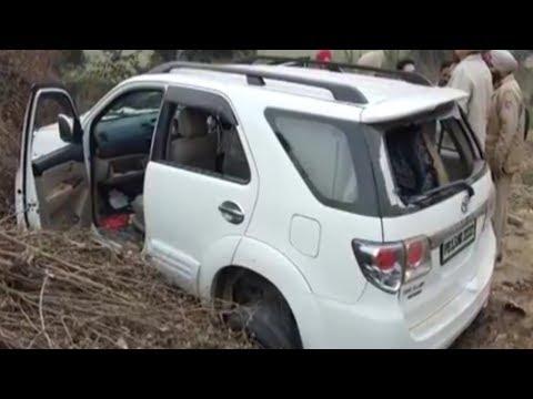 Vicky Gounder ਗੈਂਗ ਨਾਲ Punjab Police ਦੀ ਮੁਠਭੇੜ, ਤਿੰਨ Gangsters ਨੂੰ ਗੋਲੀ ਲੱਗੀ