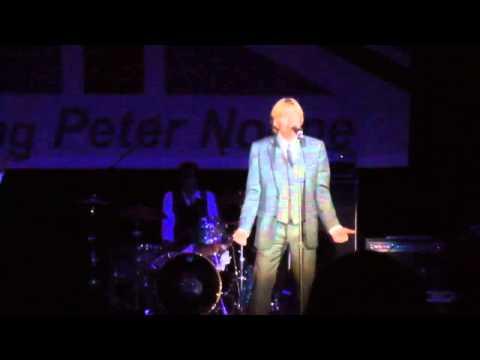 Peter Noone Herman's Hermits - Listen People 4/13/2013 Emporia, VA