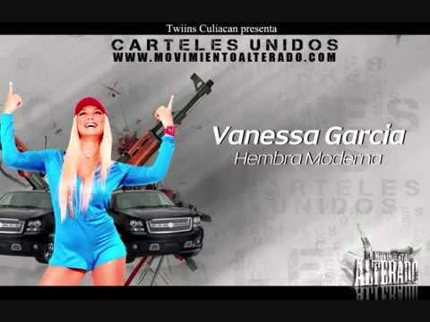 Vanessa Garcia   Hembra Moderna   Movimiento Alterado Vol 5 Carteles Unidos