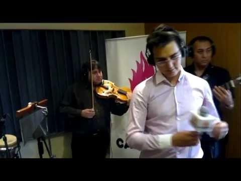 JORDAN EN RADIO CANDELA CUANDO TE ENAMORAS