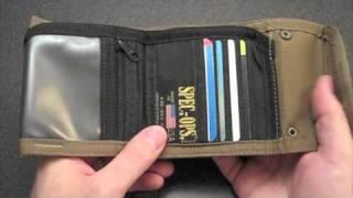 Spec Ops T.H.E. Wallet Jr.: Tactical Cash Keeper