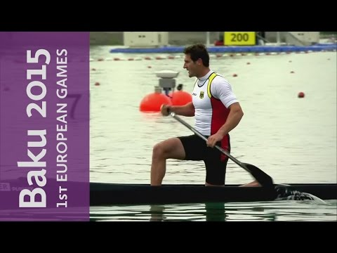 Sebastian Brendel wins Gold in the Men
